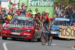 Vuelta Espana 2017 - 72th Edition - 18th stage Suances - Santo Toribio de Liebana 169 km - 07/09/2017 - Sander Armee (BEL - Lotto Soudal) - photo Luis Angel Gomez/BettiniPhoto©2017