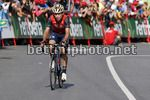 Vuelta Espana 2017 - 72th Edition - 18th stage Suances - Santo Toribio de Liebana 169 km - 07/09/2017 - Giovanni Visconti (ITA - Bahrain - Merida) - photo Luis Angel Gomez/BettiniPhoto©2017