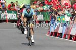Vuelta Espana 2017 - 72th Edition - 18th stage Suances - Santo Toribio de Liebana 169 km - 07/09/2017 - Alexey Lutsenko (KAZ - Astana Pro Team) - photo Luis Angel Gomez/BettiniPhoto©2017