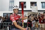 Vuelta Espana 2017 - 72th Edition - 18th stage Suances - Santo Toribio de Liebana 169 km - 07/09/2017 - Alberto Contador (ESP - Trek - Segafredo) - photo Luis Angel Gomez/BettiniPhoto©2017