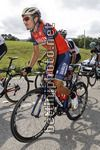 Vuelta Espana 2017 - 72th Edition - 18th stage Suances - Santo Toribio de Liebana 169 km - 07/09/2017 - Franco Pellizotti (ITA - Bahrain - Merida) - photo Luis Angel Gomez/BettiniPhoto©2017