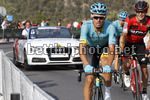 Vuelta Espana 2017 - 72th Edition - 18th stage Suances - Santo Toribio de Liebana 169 km - 07/09/2017 - Luis Leon Sanchez (ESP - Astana Pro Team) - photo Luis Angel Gomez/BettiniPhoto©2017