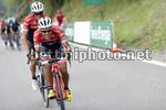 Vuelta Espana 2017 - 72th Edition - 18th stage Suances - Santo Toribio de Liebana 169 km - 07/09/2017 - Jarlinson Pantano (COL - Trek - Segafredo) - photo Luis Angel Gomez/BettiniPhoto©2017
