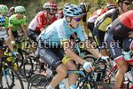 Vuelta Espana 2017 - 72th Edition - 19th stage Caso - Gijon 149.7 km - 08/09/2017 - Sergei Chernetckii (RUS - Astana Pro Team) - photo Luis Angel Gomez/BettiniPhoto©2017