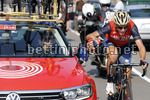 Vuelta Espana 2017 - 72th Edition - 19th stage Caso - Gijon 149.7 km - 08/09/2017 - Ivan Garcia Cortina (ESP - Bahrain - Merida) - photo Luis Angel Gomez/BettiniPhoto©2017
