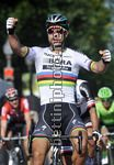 Grand Prix Cycliste de Quebec 2017 - 8th Edition - 08/09/2017 - Peter Sagan (SVK - Bora - Hansgrohe) - Greg Van Avermaet (BEL - BMC) - photo  Brian Hodes/CV/BettiniPhoto©2017