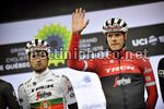 Grand Prix Cycliste de Quebec 2017 - 8th Edition - 08/09/2017 - Jasper Stuyven (BEL - Trek - Segafredo) - Ruben Guerreiro (POR - Trek - Segafredo) - photo  Brian Hodes/CV/BettiniPhoto©2017