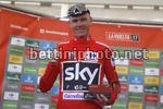 Vuelta Espana 2017 - 72th Edition - 20th stage Corvera - Angliru 117,5 km - 09/09/2017 - Christopher Froome (GBR - Team Sky) - photo Luis Angel Gomez/BettiniPhoto©2017