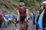 Vuelta Espana 2017 - 72th Edition - 20th stage Corvera - Angliru 117.5 km - 09/09/2017 - Francisco Ventoso (ESP - BMC) - photo Luis Angel Gomez/BettiniPhoto©2017