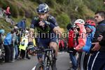 Vuelta Espana 2017 - 72th Edition - 20th stage Corvera - Angliru 117.5 km - 09/09/2017 - JoseÕ Joaquin Rojas (ESP - Movistar) - photo Luis Angel Gomez/BettiniPhoto©2017