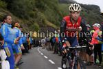 Vuelta Espana 2017 - 72th Edition - 20th stage Corvera - Angliru 117.5 km - 09/09/2017 - Giovanni Visconti (ITA - Bahrain - Merida) - photo Luis Angel Gomez/BettiniPhoto©2017