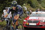 Vuelta Espana 2017 - 72th Edition - 20th stage Corvera - Angliru 117.5 km - 09/09/2017 - Marc Soler (ESP - Movistar) - photo Luis Angel Gomez/BettiniPhoto©2017