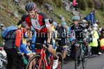 Vuelta Espana 2017 - 72th Edition - 20th stage Corvera - Angliru 117.5 km - 09/09/2017 - Nicolas Roche (IRL - BMC) - photo Luis Angel Gomez/BettiniPhoto©2017