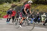 Vuelta Espana 2017 - 72th Edition - 20th stage Corvera - Angliru 117.5 km - 09/09/2017 - Alberto Contador (ESP - Trek - Segafredo) - photo Luis Angel Gomez/BettiniPhoto©2017