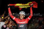 Vuelta Espana 2017 - 72th Edition - 21th stage Arroyomolinos - Madrid 117.6 km - 10/09/2017 - Alberto Contador (ESP - Trek - Segafredo) - photo Luis Angel Gomez/BettiniPhoto©2017