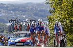 Road World Championship Bergen 2017 Women Team Time Trial