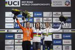 Road World Championship Bergen 2017 Women Elite' Time Trial