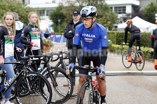 Road World Championship Bergen 2017 - UCI Junior Women Road Race 76,4 km - 22/09/2017 - Antonio Albanese (Italy) - Photo Luis Angel Gomez/BettiniPhoto©2017