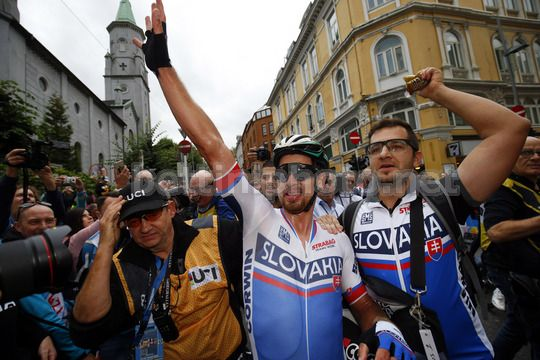 Road World Championship Bergen 2017 - UCI Men Elite' Road Race 267,5 km - 24/09/2017 - Peter Sagan (SVK - Bora - Hansgrohe) - Photo Luca Bettini/BettiniPhoto©2017