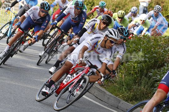 Road World Championship Bergen 2017 - UCI Men Elite' Road Race 267,5 km - 24/09/2017 - Jarlinson Pantano (Colombia) - Photo Luca Bettini/BettiniPhoto©2017