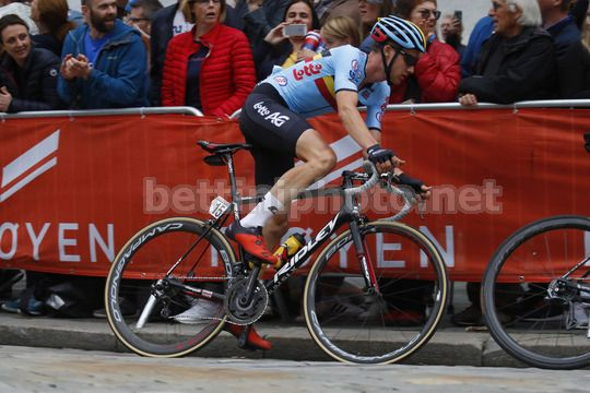 Road World Championship Bergen 2017 - UCI Men Elite' Road Race 267,5 km - 24/09/2017 - Tim Wellens (Belgium) - Photo Luca Bettini/BettiniPhoto©2017