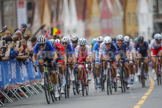 Road World Championship Bergen 2017 - UCI Men Elite' Road Race 267,5 km - 24/09/2017 - Alberto Bettiol (Italy) - Photo Luis Angel Gomez/BettiniPhoto©2017
