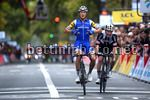 Paris - Tours 2017 - 111th Edition - Brou - Tours 234,5 km- 08/10/2017 - Matteo Trentin (ITA - QuickStep - Floors) - Soren Kragh Andersen (DEN - Team Sunweb) - photo Vincent Kalut/PN/BettiniPhoto©2017