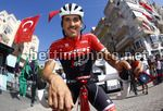 Presidential Cycling Tour of Turkey 2017 - 53th edition - 2nd stage Kumluca - Fethiye 206 km - 11/10/2017 - Eugenio Alafaci (ITA - Trek - Segafredo) - photo Roberto Bettini/BettiniPhoto©2017