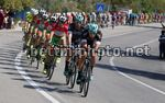 Presidential Cycling Tour of Turkey 2017 - 53th edition - 2nd stage Kumluca - Fethiye 206 km - 11/10/2017 - Bora - Hansgrohe - photo Roberto Bettini/BettiniPhoto©2017