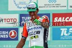 Presidential Cycling Tour of Turkey 2017 - 53th edition - 2nd stage Kumluca - Fethiye 206 km - 11/10/2017 - Mirco Maestri (ITA - Bardiani - CSF) - photo Roberto Bettini/BettiniPhoto©2017