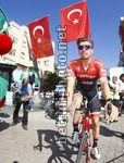 Presidential Cycling Tour of Turkey 2017 - 53th edition - 2nd stage Kumluca - Fethiye 206 km - 11/10/2017 - Boy Van Poppel (NED - Trek - Segafredo) - photo Roberto Bettini/BettiniPhoto©2017