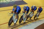 2017 UEC Elite Track European Championships training