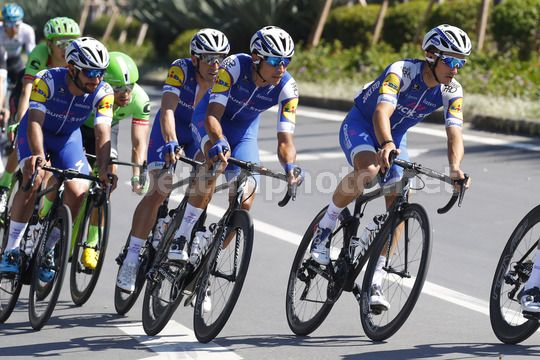 Tour of Guangxi 2017 - 1st Edition - 1st stage Beihai - Beihai 107,4 km - 19/10/2017 - Julian Alaphilippe (FRA - QuickStep - Floors) - Photo Luca/BettiniPhoto漏2017