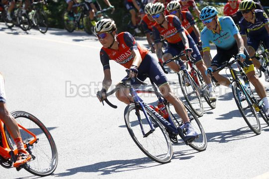 Tour of Guangxi 2017 - 1st Edition - 1st stage Beihai - Beihai 107,4 km - 19/10/2017 - Janez Brajkovic (SLO - Bahrain - Merida) - Photo Luca/BettiniPhoto漏2017