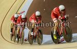 2017 UEC Elite Track European Championships - Berlin - day 2 - 19/10/2017 - Men's Team Pursuit - Denmark DNK - photo Roberto Bettini/BettiniPhoto©2017