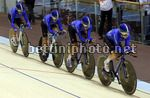 2017 UEC Elite Track European Championships - Berlin - day 2 - 19/10/2017 - Women's Team Pursuit - Italy ITA - photo Roberto Bettini/BettiniPhoto©2017