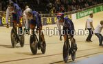 2017 UEC Elite Track European Championships - Berlin - day 2 - 19/10/2017 - Men's Team Sprint - Great Britain GBR - photo Roberto Bettini/BettiniPhoto©2017