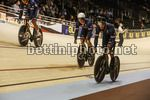 2017 UEC Elite Track European Championships - Berlin - day 2 - 19/10/2017 - Men's Team Sprint - France FRA - photo Roberto Bettini/BettiniPhoto©2017