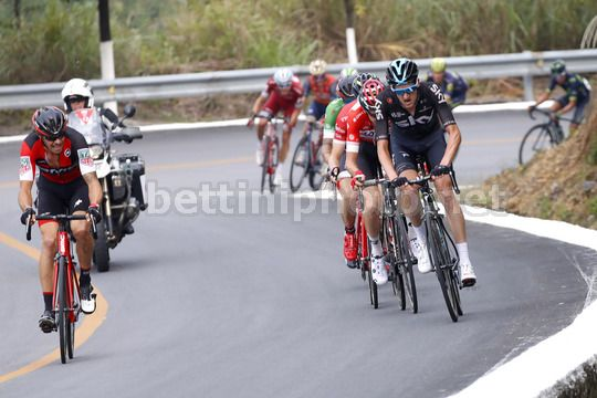 Tour of Guangxi 2017 - 1st Edition - 5th stage Liuzhou - Guilin 212.2 km - 23/10/2017 - Wout Poels (NED - Team Sky) - Photo Luca Bettini/BettiniPhoto©2017