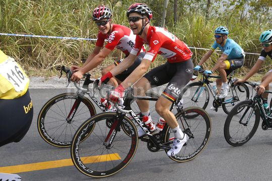 Tour of Guangxi 2017 - 1st Edition - 5th stage Liuzhou - Guilin 212.2 km - 23/10/2017 - Tim Wellens (BEL - Lotto Soudal) - Photo Luca Bettini/BettiniPhoto©2017