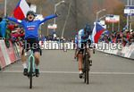 2017 UEC Cyclo-Cross European Championships - Tabor (Czech Republic) - 05/11/2017 - Women U23 - Chiara Teocchi (Italy ITA) - photo Roberto Bettini/BettiniPhoto©2017