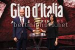 Giro d'Italia 2018 Presentation - Milano - 29/11/2017 - Ofer Sachs (ISR - Israeli Ambassador in Italy) - Virginia Raggi (Mayor of Roma) - photo Luca Bettini/BettiniPhoto©2017