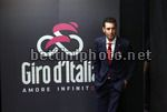 Giro d'Italia 2018 Presentation - Milano - 29/11/2017 - Vincenzo Nibali (ITA - Bahrain - Merida) - photo Roberto Bettini/BettiniPhoto©2017