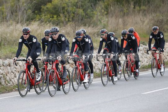 BMC Training Camp Calpe - Spain - 11/12/2017 - BMC - Photo Luis Angel Gomez/BettiniPhoto©2017