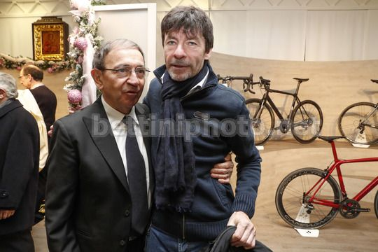 Ernesto Colnago - Messa di Natale 2018 - 16/12/2017 - Gianni Bugno - Photo Roberto Bettini/BettiniPhoto©2017