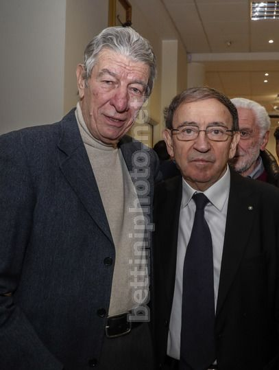Ernesto Colnago - Messa di Natale 2018 - 16/12/2017 - Felice Gimondi - Photo Roberto Bettini/BettiniPhoto©2017