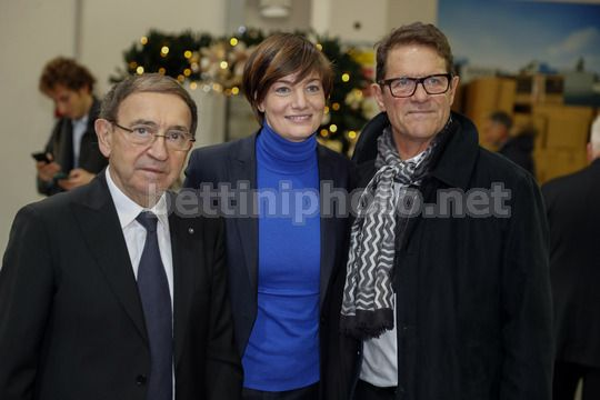 Ernesto Colnago - Messa di Natale 2018 - 16/12/2017 - Fabio Capello - Photo Roberto Bettini/BettiniPhoto©2017