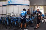 Tour Down Under 2018 - 20th Edition - Traning Day 3 - 12/01/2018 - Movistar - photo Dario Belingheri/BettiniPhoto©2018