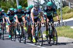 Tour Down Under 2018 - 20th Edition - Day 5  - 14/01/2018 - Peter Sagan (SVK - Bora - Hansgrohe) - Daniel Oss (ITA - Bora - Hansgrohe) - Rudiger Selig (GER - Bora - Hansgrohe) - photo Dario Belingheri/BettiniPhoto©2018