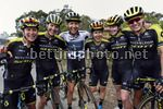 Santos Women's Tour 2018 - 3rd stage The Bend Motorsport Park - Hahndorf 122,4 km - 14/01/2018 - Annemiek Van Vleuten - Lucy Kennedy - Amanda Spratt - Sarah Roy - Jessica Allen - Alexandra Manly (Mitchelton Scott) - photo Dion Kerckhoffs/CV/BettiniPhoto©
